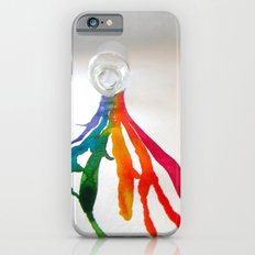 Rainbow Spill iPhone 6s Slim Case