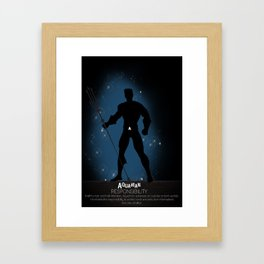 test23 Framed Art Print