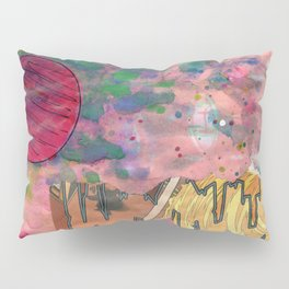 Io's Jovian Dawn Pillow Sham
