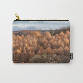 Autumn Larch Carry-All Pouch