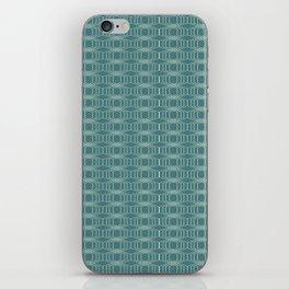hopscotch-hex navajo iPhone Skin