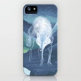 In the Hills iPhone Case