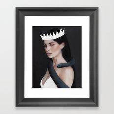 Azucena Framed Art Print