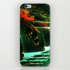 Cannon Battery (Pixel Explosion) iPhone & iPod Skin