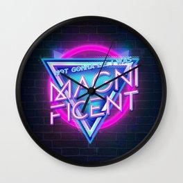Magnificent Wall Clock