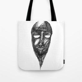 Narmer's mask Tote Bag