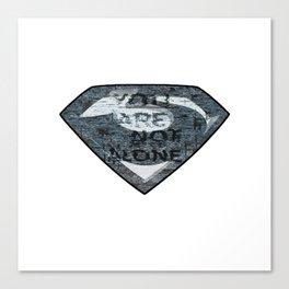 General Zod Canvas Print