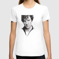 benedict T-shirts featuring Benedict by Rik Reimert