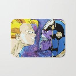 Goku v. Thanos Bath Mat