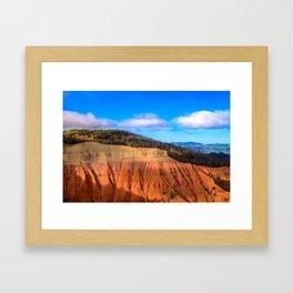 Morning 6003 - Cedar Breaks National Monument, Utah Framed Art Print