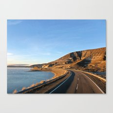 Road to Bariloche Canvas Print