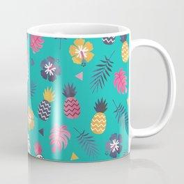 FOREVER SUMMER on MINT Coffee Mug