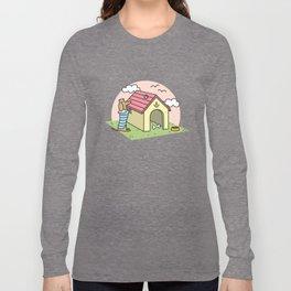 Sailor Dachshund Long Sleeve T-shirt