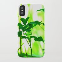 clover iPhone & iPod Cases featuring Clover by Bella Mahri-PhotoArt By Tina