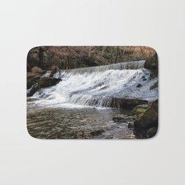 River Spodden falls Bath Mat