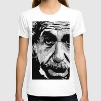 einstein T-shirts featuring Einstein by lyneth Morgan