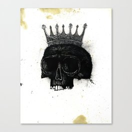 Usurper the III. Canvas Print