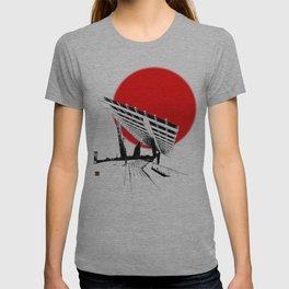 Barna Love Red Sun T-shirt