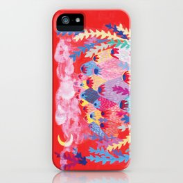 Volcano Series1 iPhone Case