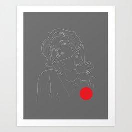 L'avventura Art Print