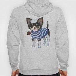 Chihuahua - Sailor Chihuahua Hoody