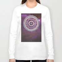 battlestar galactica Long Sleeve T-shirts featuring Galactica by Laurie McCall
