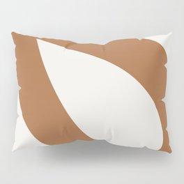 Neutral Abstract 2A Pillow Sham