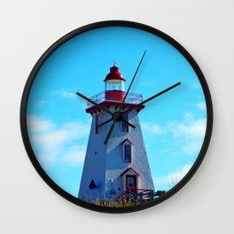 Souris PEI Lighthouse Wall Clock
