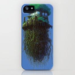 Laputa iPhone Case