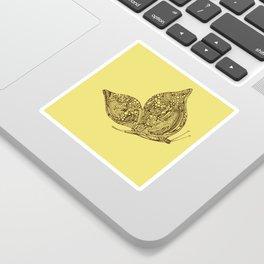 Fly By Sticker