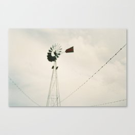 Windmill II Canvas Print