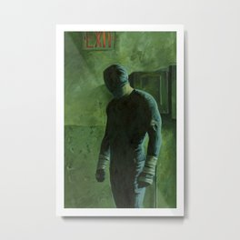 Daredevil - The Hallway Metal Print