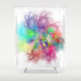 Feel The Rainbow Shower Curtain
