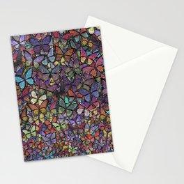 butterfly phantasm Stationery Cards