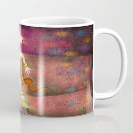Roller Boogie Unicorn Coffee Mug