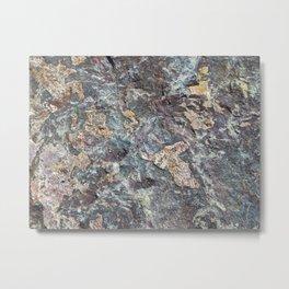 Norwegian granite Metal Print
