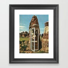 Other Worlds Than These 2 Framed Art Print