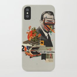 Same Old Reputation iPhone Case