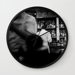 Bar Wall Clock