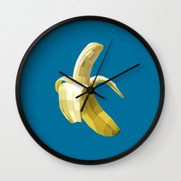 Banana Wall Clock