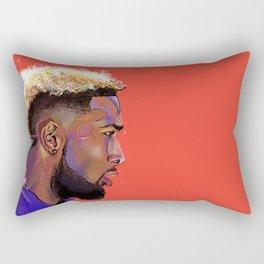Odell Beckham Jr. Rectangular Pillow