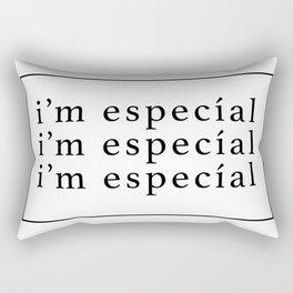 especíal Rectangular Pillow