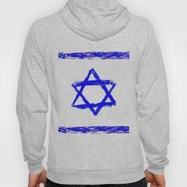flag of israel 9-יִשְׂרָאֵל ,israeli,Herzl,Jerusalem,Hebrew,Judaism,jew,David,Salomon. Hoody