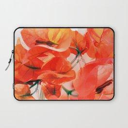Sunny Bougainville Laptop Sleeve