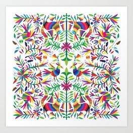 Otomi Art Print