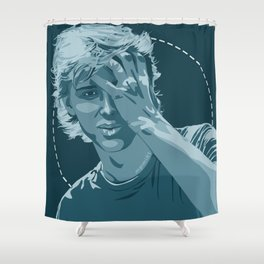 Henrik Holm Shower Curtain