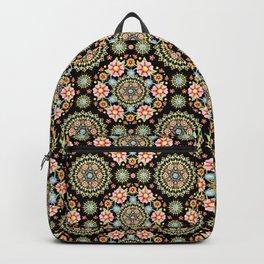 Flower Crown Fiesta Backpack