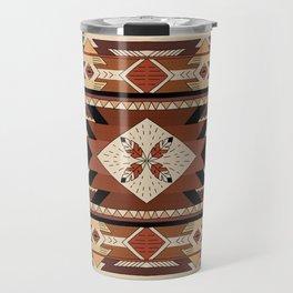 Native feather Travel Mug