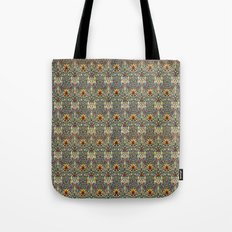 Snakeshead design Tote Bag