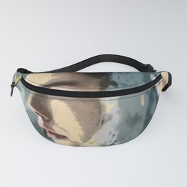 Stars and Roses Fanny Pack